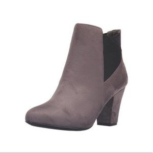 ✨BCBGeneration Dolan Ankle Booties- Steel Gray